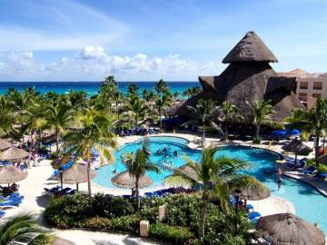 Sandos Playacar Beach Resort 5* (Mexikó)