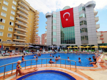 KLAS MORE BEACH HOTEL *****